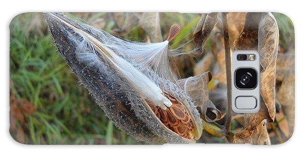 Milkweed - Spread Thy Seed Galaxy Case