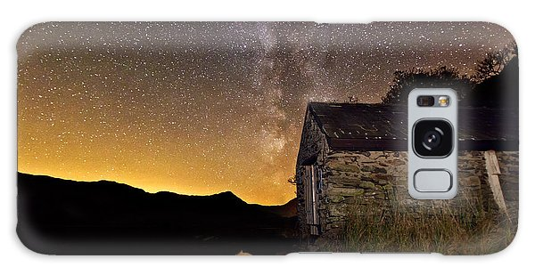 Milky Way Above The Old Boathouse Galaxy Case