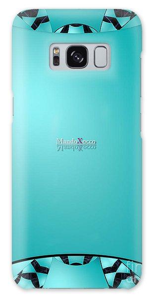 Mint Galaxy Case
