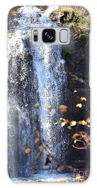 Mirabeau Falls Galaxy Case