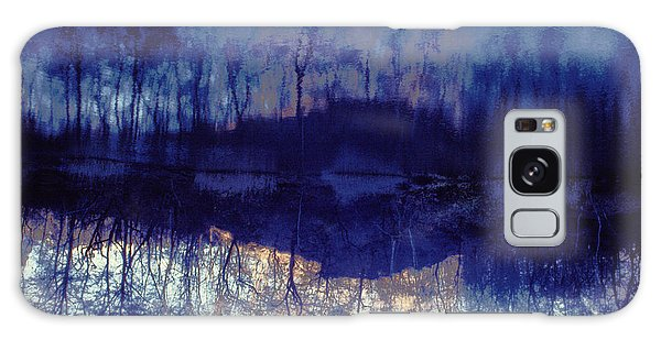Mirror Pond In The Berkshires Galaxy Case