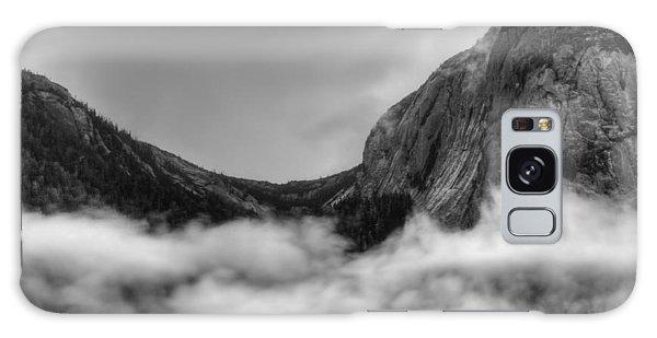 Misty Fjords Ketchican Alaska Galaxy Case by Julie VanDore