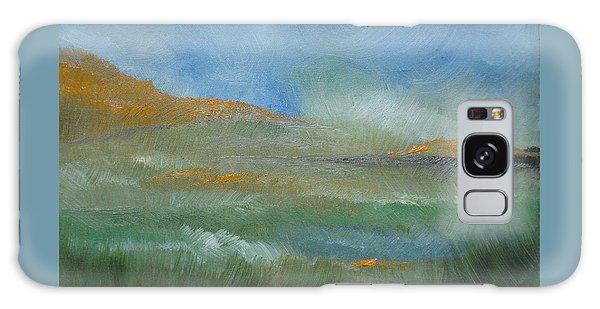Misty Morning Galaxy Case by Judith Rhue