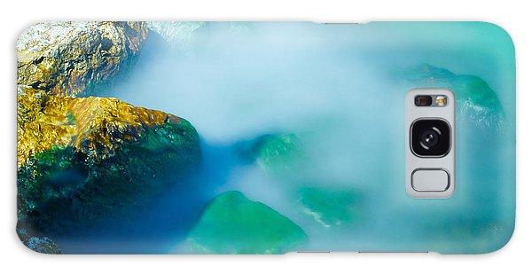 Misty Water Galaxy Case