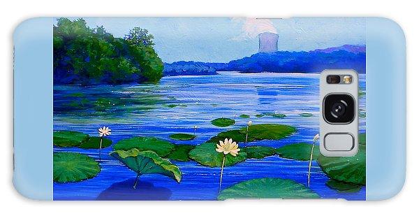 Modern Mississippi Landscape Galaxy Case by Jeanette Jarmon