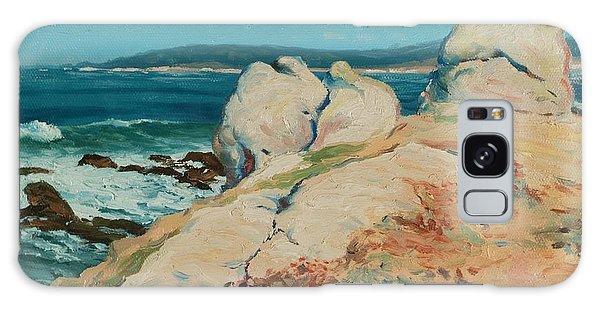 California Galaxy Case - Monterey Coast by Guy Rose