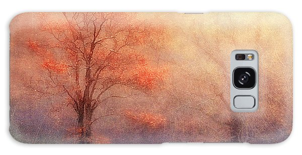 Moods Of Autumn Galaxy Case by Darren Fisher