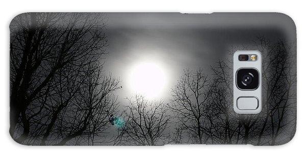 Moonlight Carolina Galaxy Case