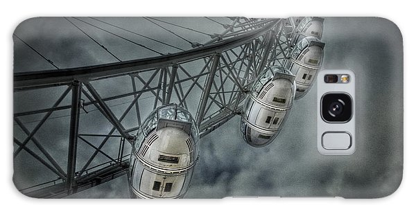 Landmark Galaxy Case - More Then Meets The Eye by Evelina Kremsdorf