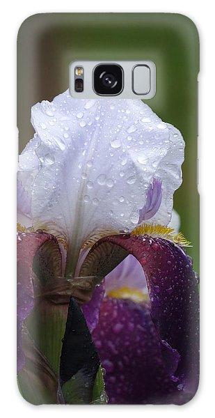 Morning Dew Iris Galaxy Case
