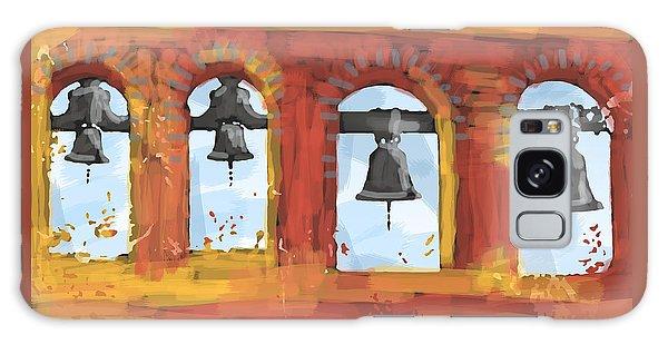 Morning Mission Bells Galaxy Case