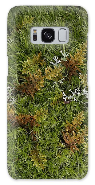 Moss And Lichen Galaxy Case