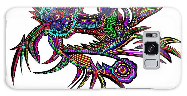 Galaxy Case - Mother Natures Footprint by Karen Elzinga