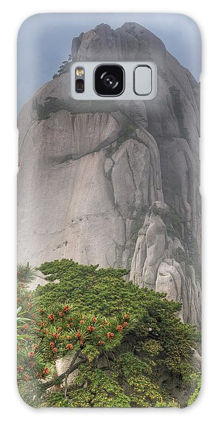 People's Republic Of China Galaxy Case - Mountain Landscape, Huangshan, China by Jerry Kobalenko