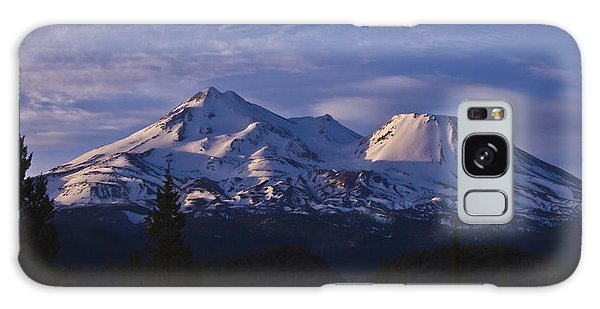 Mt Shasta Galaxy Case by Albert Seger