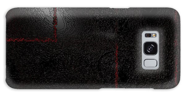 Muddy Galaxy Case by Jeff Iverson