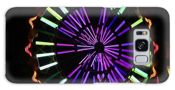 Multi Colored Ferris Wheel Galaxy Case by Kym Backland