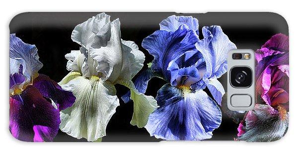Multi Iris Galaxy Case by Rick Friedle