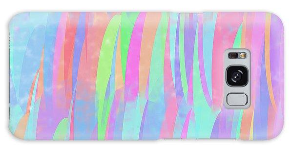 Multicolor Verticals Galaxy Case