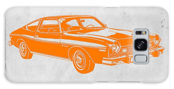 Old Car Galaxy Case - Muscle Car by Naxart Studio