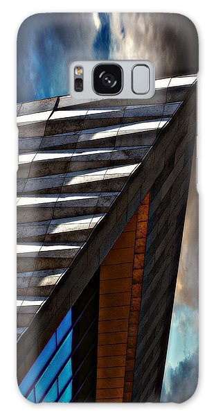 Museum Of Liverpool Galaxy Case by Meirion Matthias