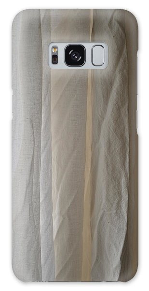 Muslin Morning Light Galaxy Case