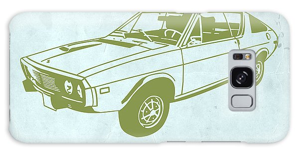 Old Road Galaxy Case - My Favorite Car 2 by Naxart Studio