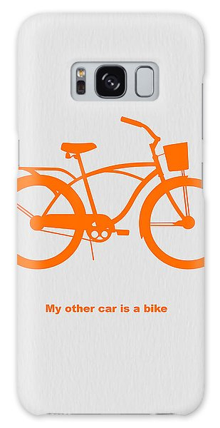 My Other Car Is Bike Galaxy Case