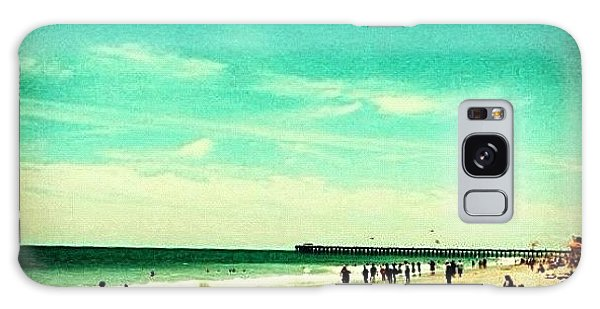 Summer Galaxy Case - Myrtle Beach by Katie Williams