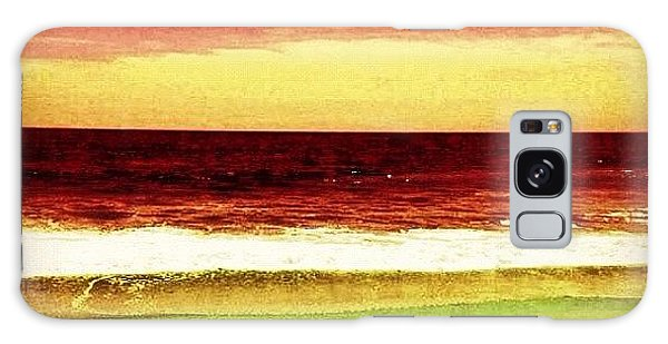 Summer Galaxy Case - #myrtlebeach #ocean #colourful by Katie Williams