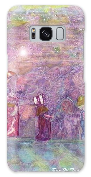 Mystical Stroll Galaxy Case