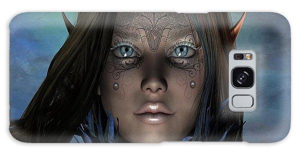 Galaxy Case featuring the digital art Mystikal by Sandra Bauser Digital Art