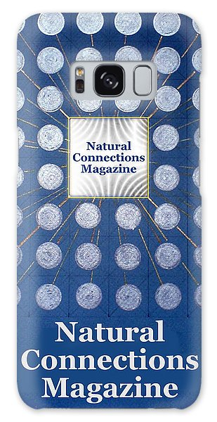 Natural Connections Magazine Galaxy Case