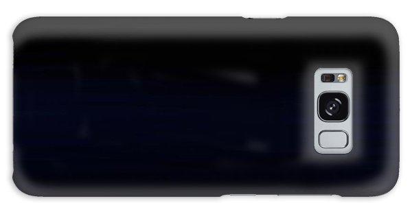 Navy Black Galaxy Case