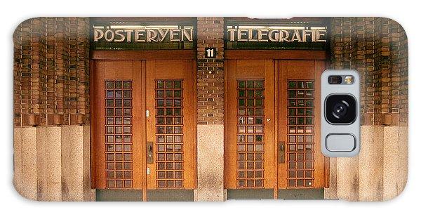 Neude 11 Utrecht Galaxy Case
