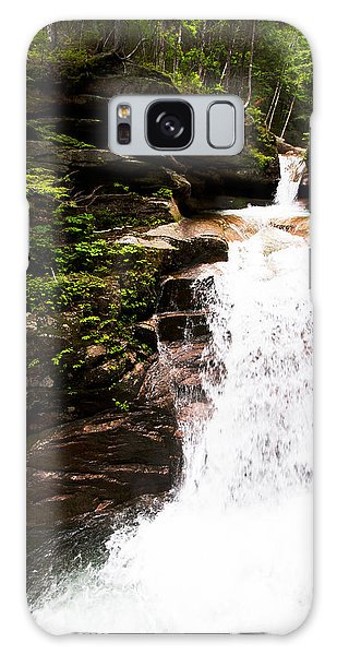 New Hampshire Waterfall Galaxy Case