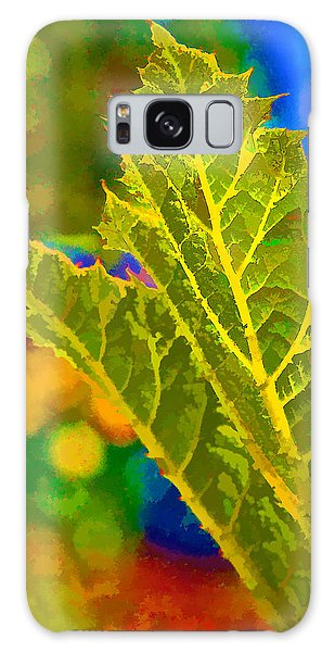 New Life Galaxy Case by Ken Stanback