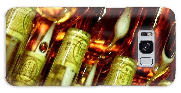 New Wine Galaxy Case by Lainie Wrightson