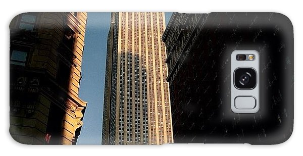 Skylines Galaxy Case - #newyorker #newyork #ny #empire by Joel Lopez