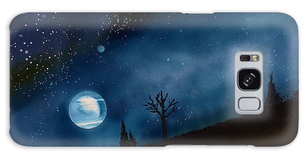 Night Sky Galaxy Case