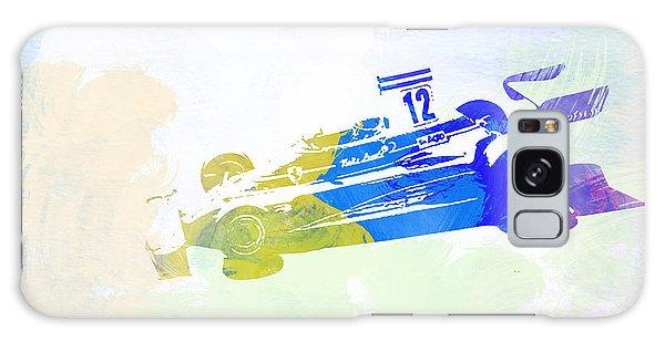 Automobile Galaxy Case - Niki Lauda by Naxart Studio