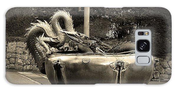 Dragon Galaxy Case - Nikko Fountain by Naxart Studio