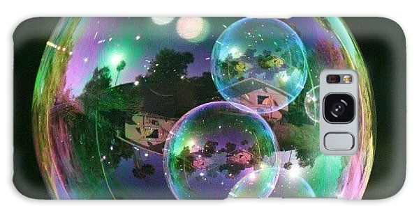#nofilter #doubletap #bubbles Galaxy Case
