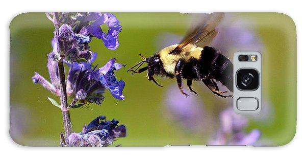 Non Stop Flight To Pollination Galaxy Case by Sue Stefanowicz
