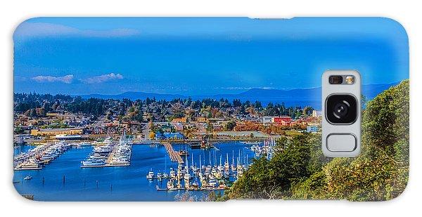 Northwest Harbor Galaxy Case by Ken Stanback