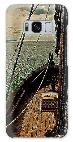 Notorious The Pirate Ship 6 Galaxy Case