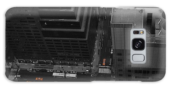 Chrysler Building Galaxy Case - Nyc From The Top 1 by Naxart Studio