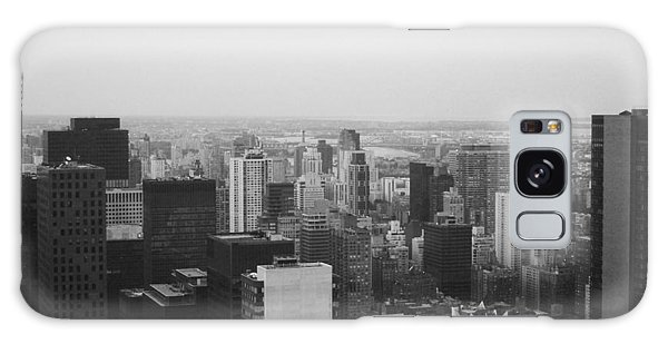 Chrysler Building Galaxy Case - Nyc From The Top 3 by Naxart Studio