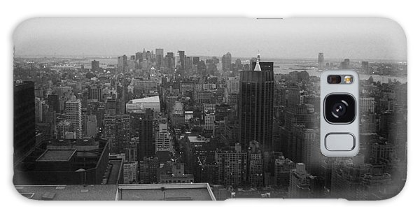 Chrysler Building Galaxy Case - Nyc From The Top 5 by Naxart Studio