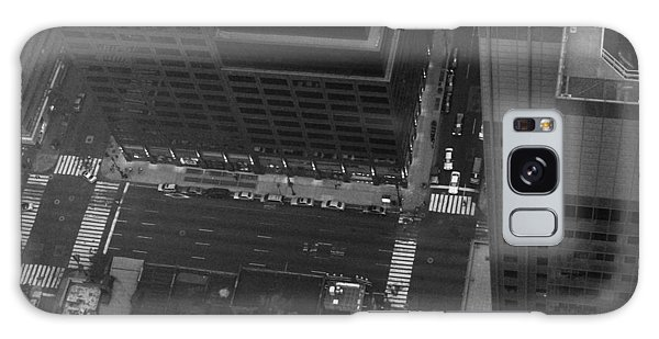 Chrysler Building Galaxy Case - Nyc From The Top by Naxart Studio